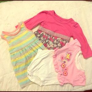 Other - 3 pieces girls 12 month.